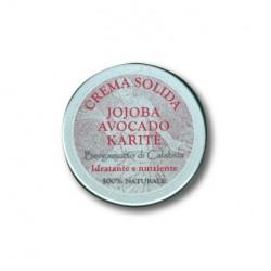 Crema solida Bergamotto di Calabria 20gr