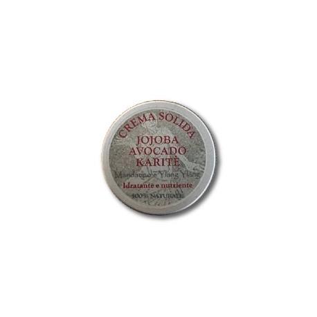 Crema solida Mandarino e ylang-ylang 20gr
