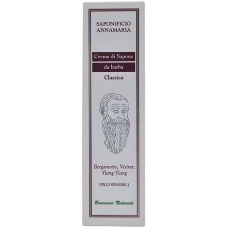 Crema di sapone da barba 100gr