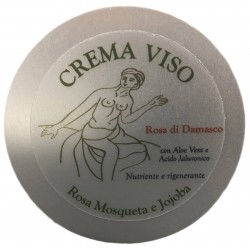 Crema viso Rosa di Damasco 60 ml