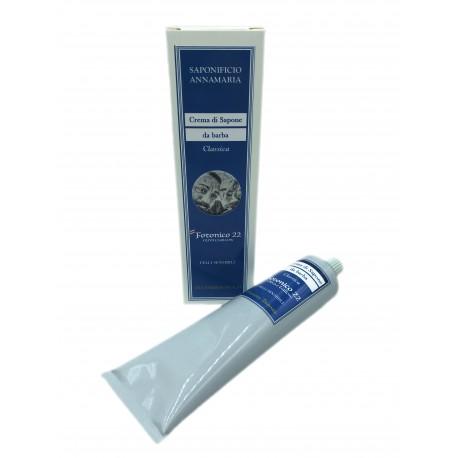 Crema di Sapone da Barba, tubo