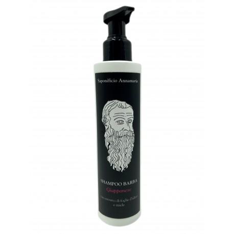 Shampoo barba Giapponese 200 ml